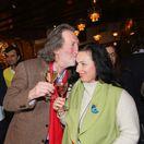 Bolek Polívka sa v sedemdesiatke oženil! Tajná svadba v Brne
