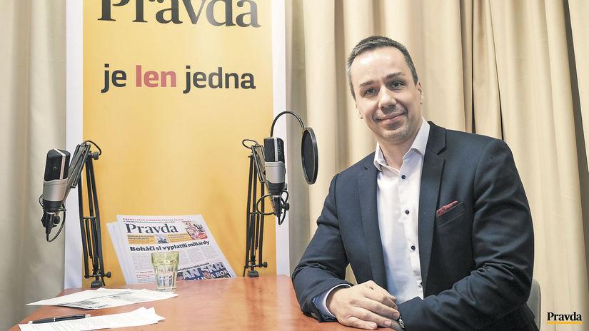 Erik Tomáš, podcast