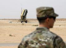 Patriot / raketa / raketový sytém / balistický systém /