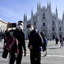 Taliansko Čína Koronavírus