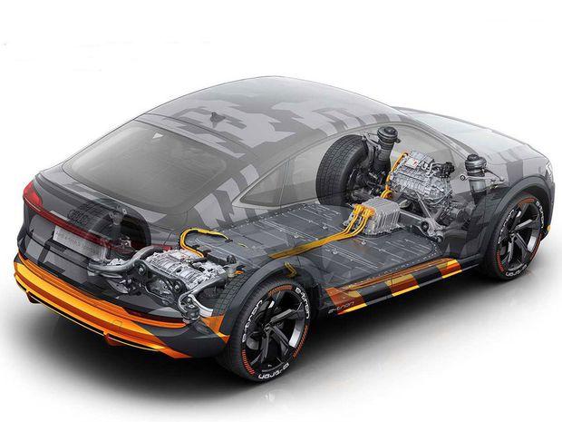 Audi e-tron S Sportback - 2020