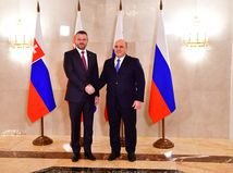 SR je súčasťou EÚ, ale má vlastný pohľad na vzťahy s Ruskom, vyhlásil Pellegrini