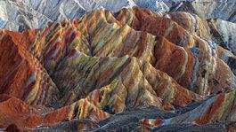 Zhangye National Geopark  Z2B2877 Dx O Panorama