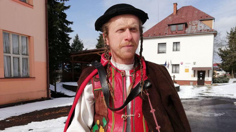 Jozef Kučera / kroj /