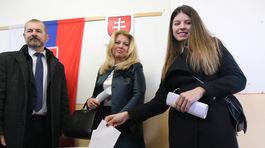 Voľby 2020 / Zuzana Čaputová