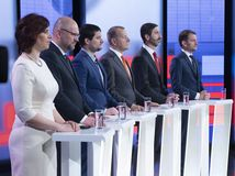 SR Bratislava voľby 2020 parlament OĽaNO Matovič RTVS BAX