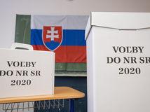 parlamentné voľby 2020