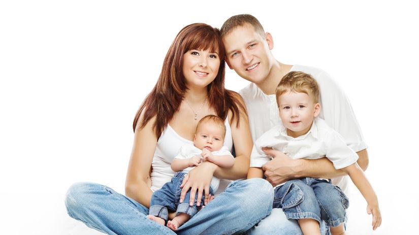 rodina, rodičia, deti