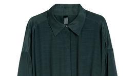 Dámske košeľové šaty Lindex. Predávajú sa za 49,99 eura.