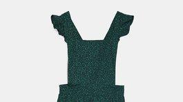 Dámske šaty Zara. Predávajú sa za 39,95 eura.