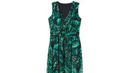 Dámske vzorované šaty Mohito. Info o cene v predaji.