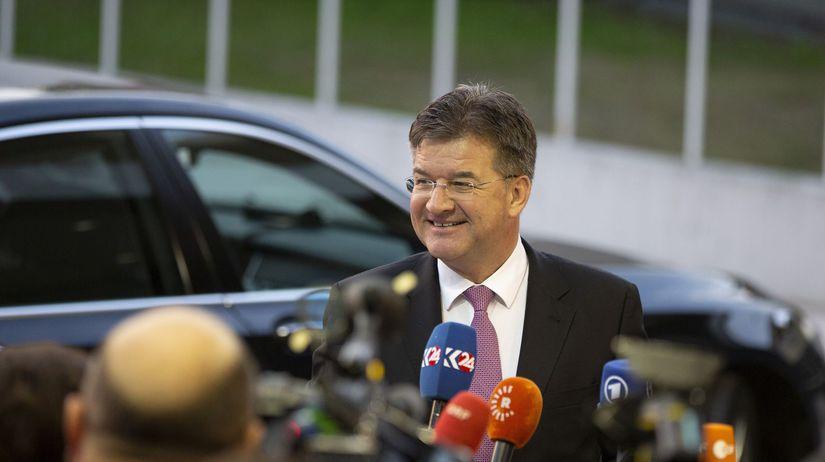 Luxemburg EU SR Turecko Sýria Lajčák