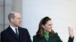 Princ William a jeho manželka Kate, vojvodkyňa z Cambridge