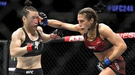APTOPIX UFC 248 Mixed Martial Arts