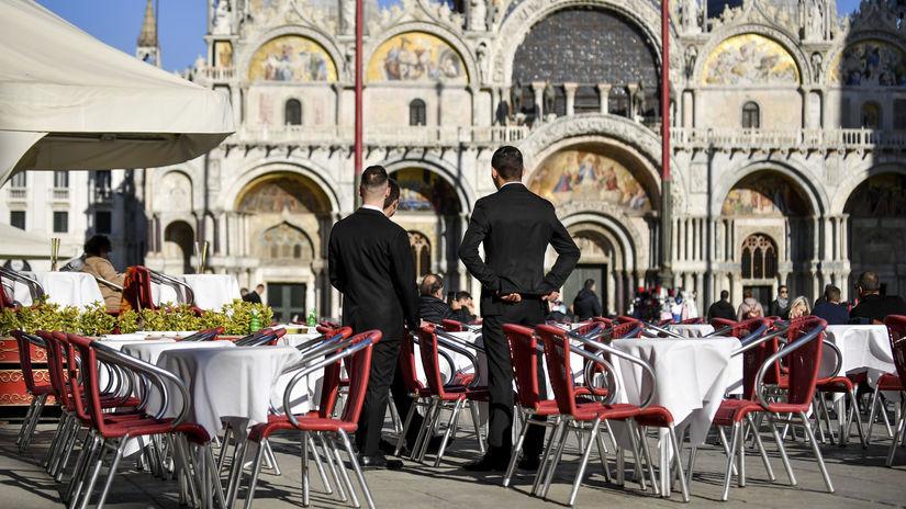Taliansko, Benátky