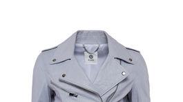 Dámska kožená bunda Kara, predáva sa za 340 eur.