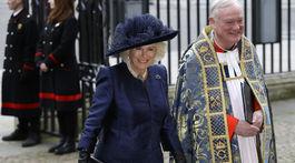Vojvodkyňa Camilla z Cornwallu.