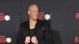 Herec Vin Diesel stvárnil v snímke Bloodshot hlavnú úlohu.