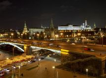 Rusko, Kremeľ, Moskva