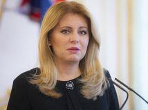 SR 13.dôchodok prezidentka Čaputová