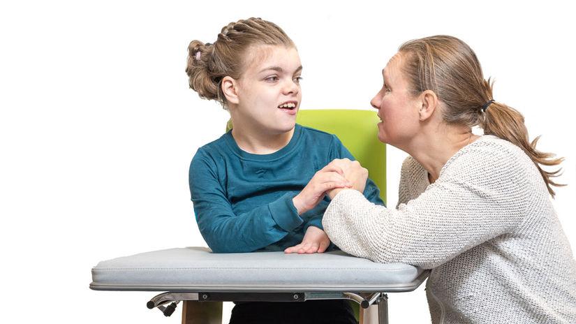 postihnuté dieťa, špeciálne potreby, škola