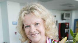 Speváčka Eva Pilarová na zábere z roku 2004.