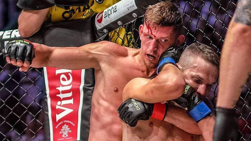 David Dvořák MMA