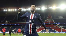 Paríž St. Germain, Neymar