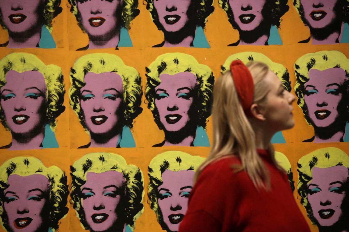 Andy Warhol / Marilyn Monroe /