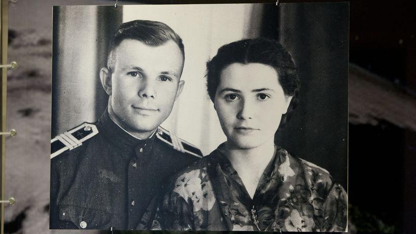 Valentina Gagarinova  Jurij Gagarin