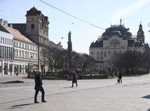 SR Košice koronavírus situácia ľudia služby obchody KEX