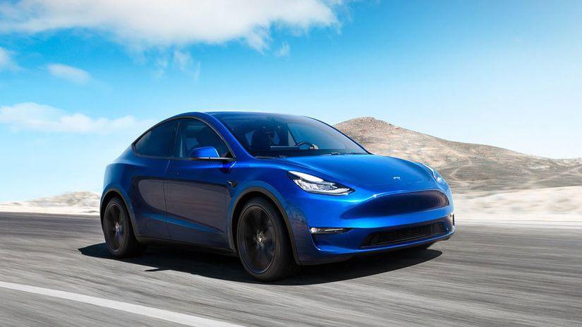 Tesla Y - 2020