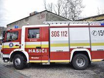 HaZZ požiar trafostanica hasiči