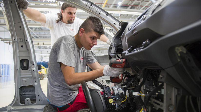 žiak, automechanik, duálne vzdelávanie