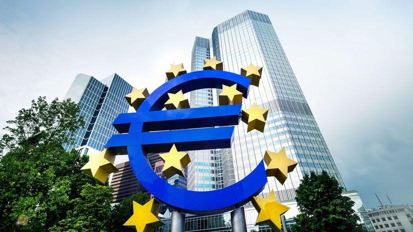 Európska centrálna banka / ECB /