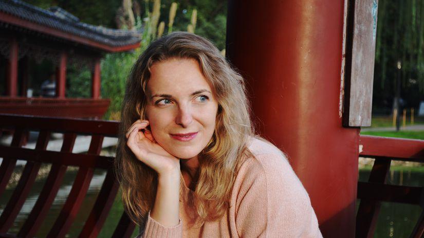 Martina Banášová, Čína, koronavírus