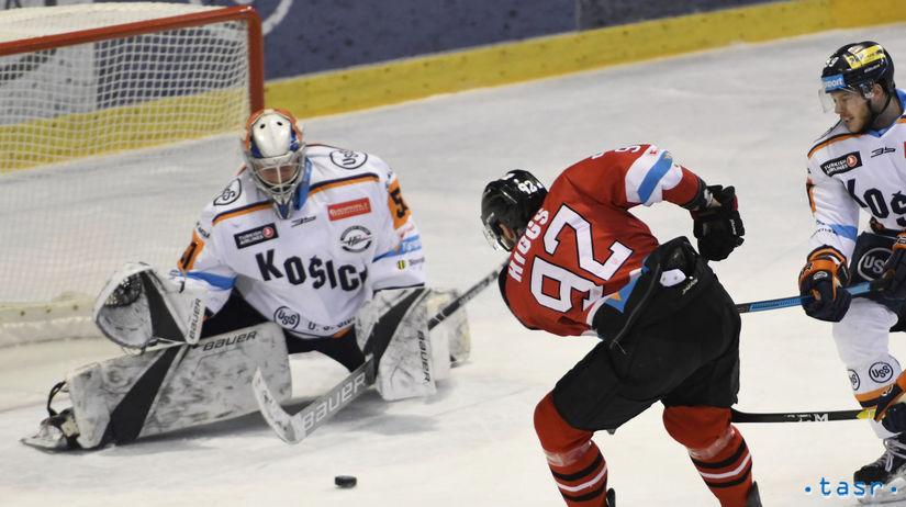 SR Hokej TL 39.kolo Košice B.Bystrica KEX