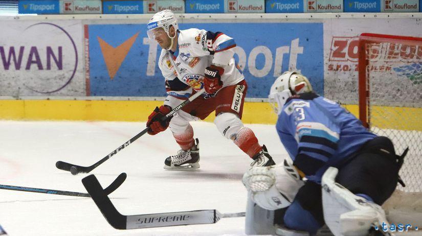 SR Zvolen hokej TL 19. kolo Slovan BBX