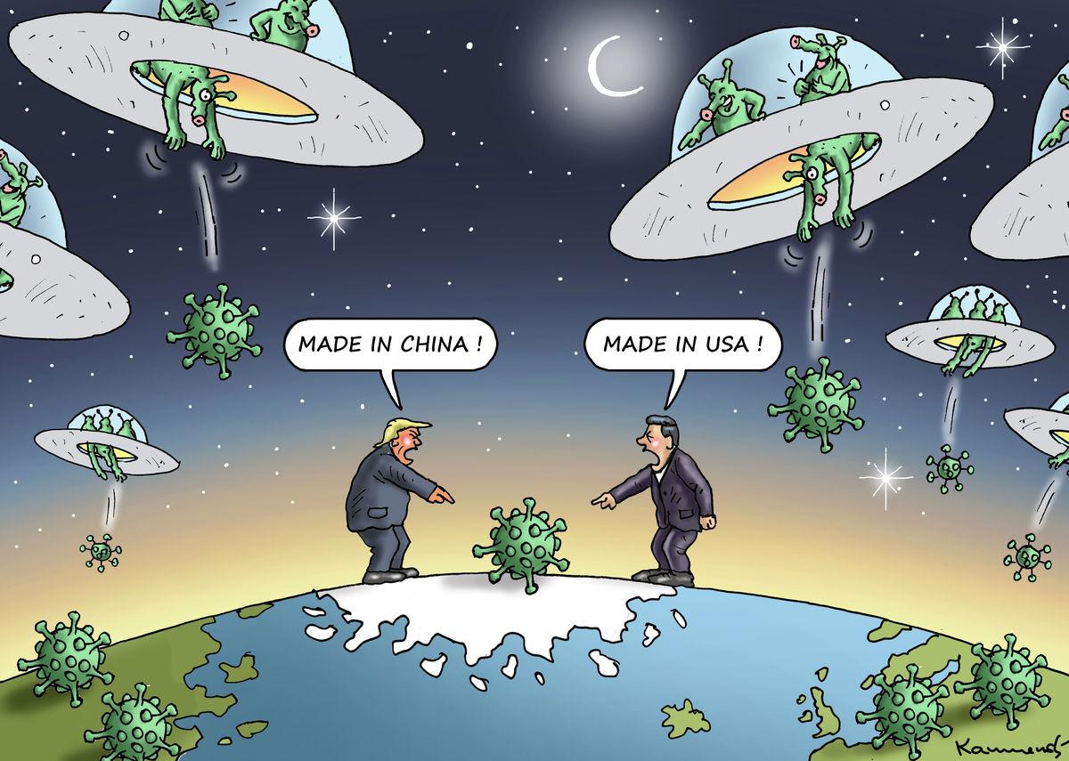 Karikatúra 25.03.2020