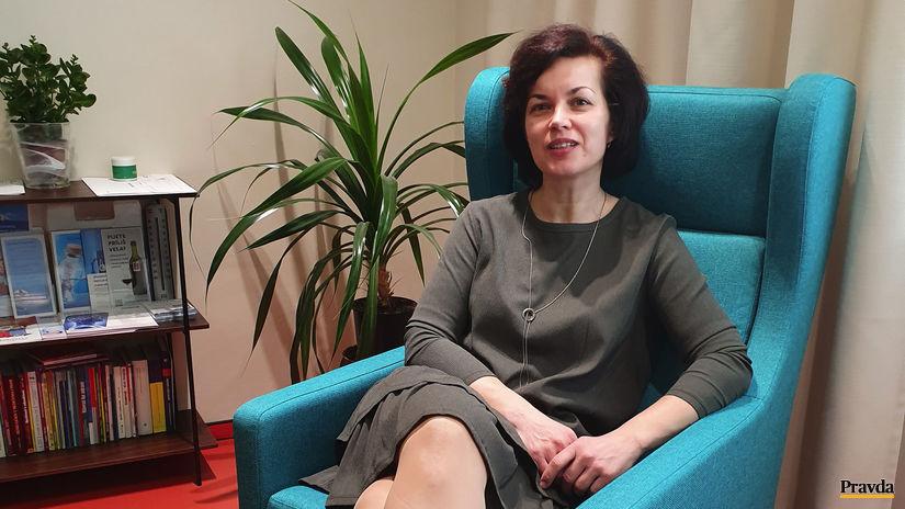 Soňa Belanská, psychiatrička, doktorka