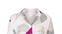 Jemná dámska košeľa s potlačou Hanro. Info o cene v online predaji.