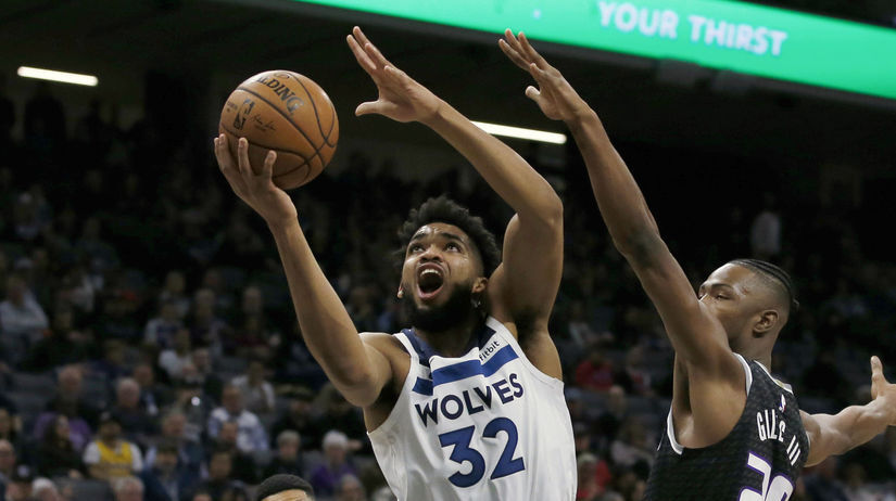 Timberwolves Kings Basketball
