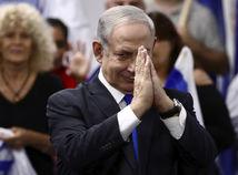 Benjamin Netanjahu / Izrael /