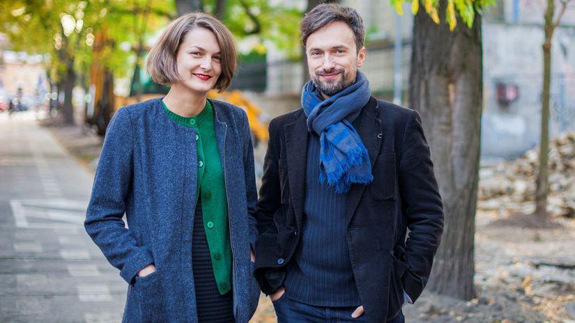 Táňa Sedláková, Dušan Martinčok