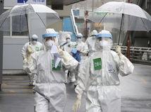 Južná Kórea, koronavírus,