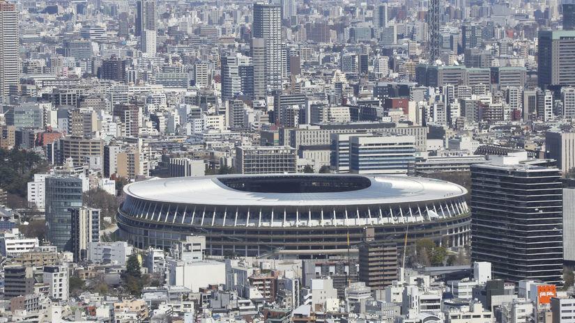 Národný štadión, Tokio