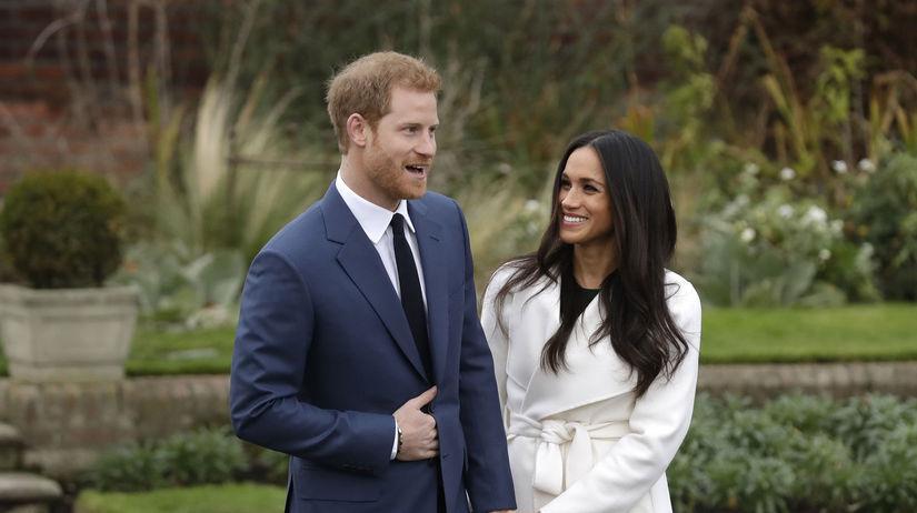 Záber z 27. novembra 2017: Princ Harry a jeho...