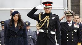 Britain Royal Farewell