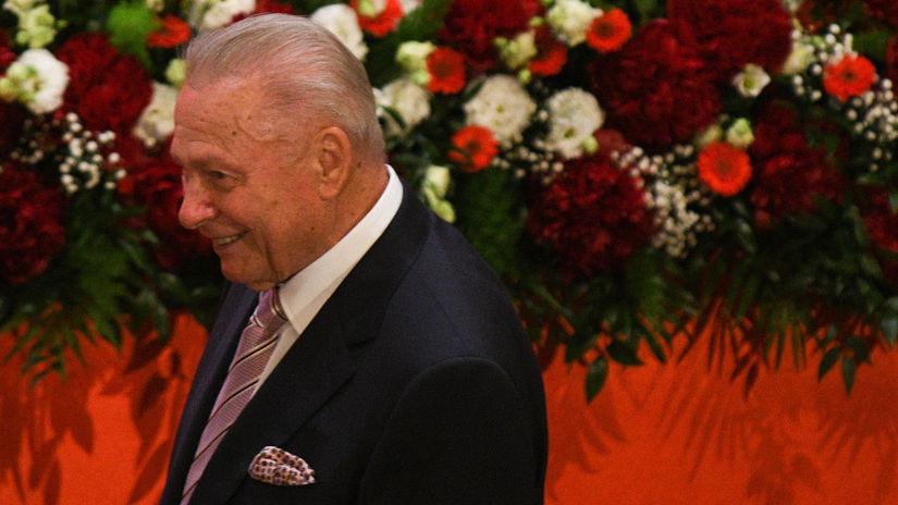 Inaugurácia prezidentky, Rudolf Schuster