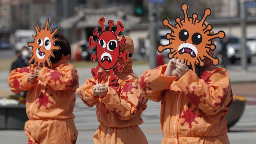 Južná Kórea koronavírus opatrenia